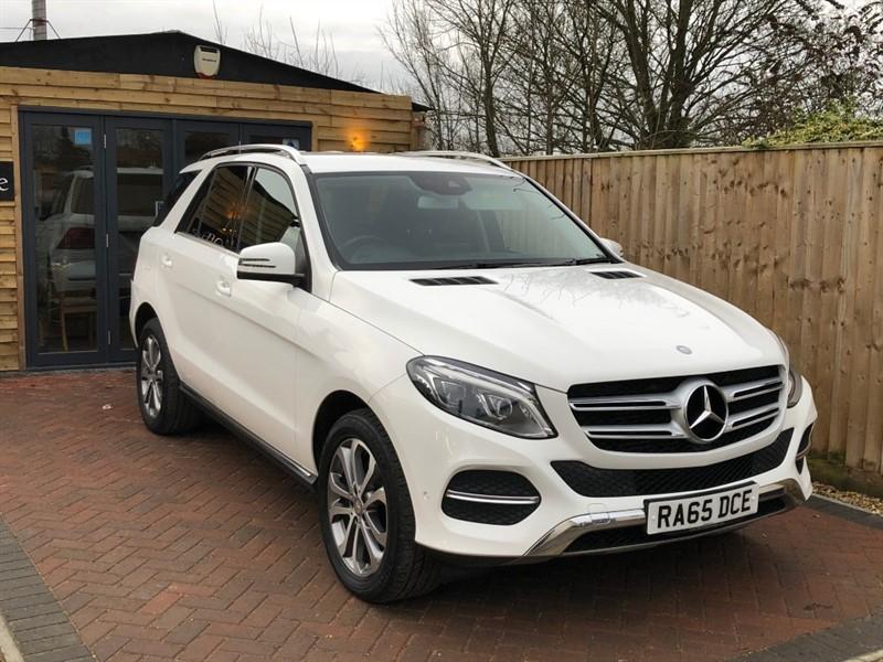 used Mercedes 250 GLE  D 4MATIC SPORT in shrivenham