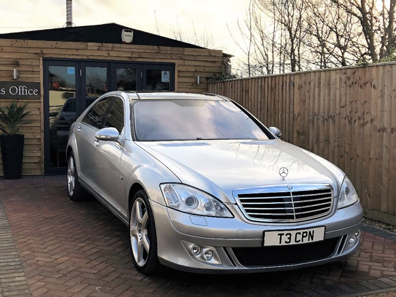 used Mercedes S600L AMG in shrivenham