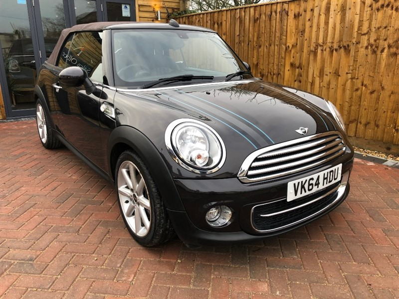 used MINI Cooper D HIGHGATE in shrivenham