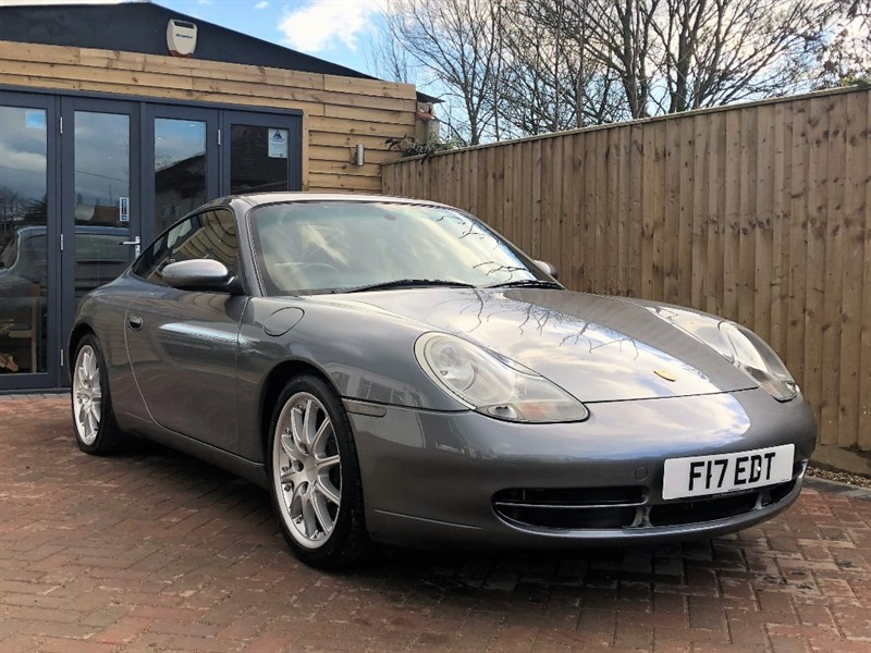 used Porsche 911 CARRERA 4 TIP S in shrivenham