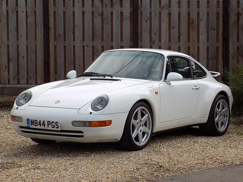 used Porsche 911 CARRERA (993) in shrivenham