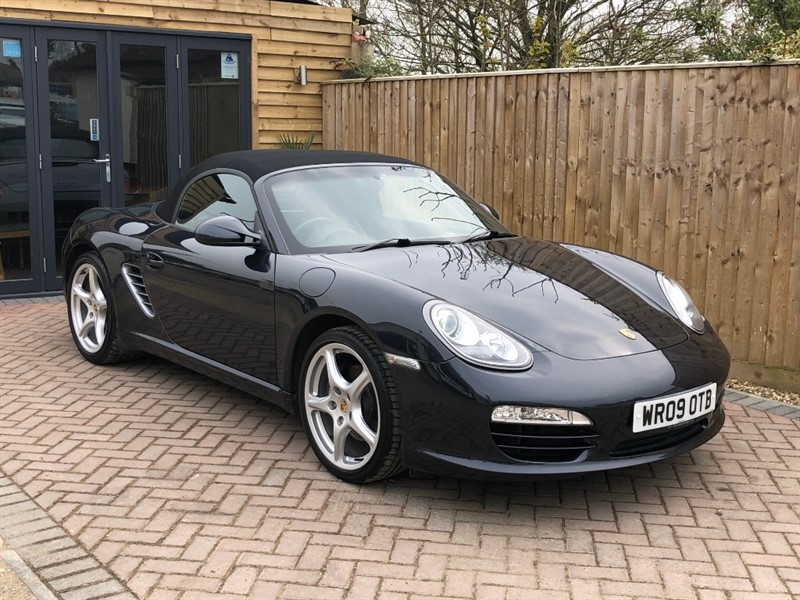 used Porsche Boxster 24V in shrivenham