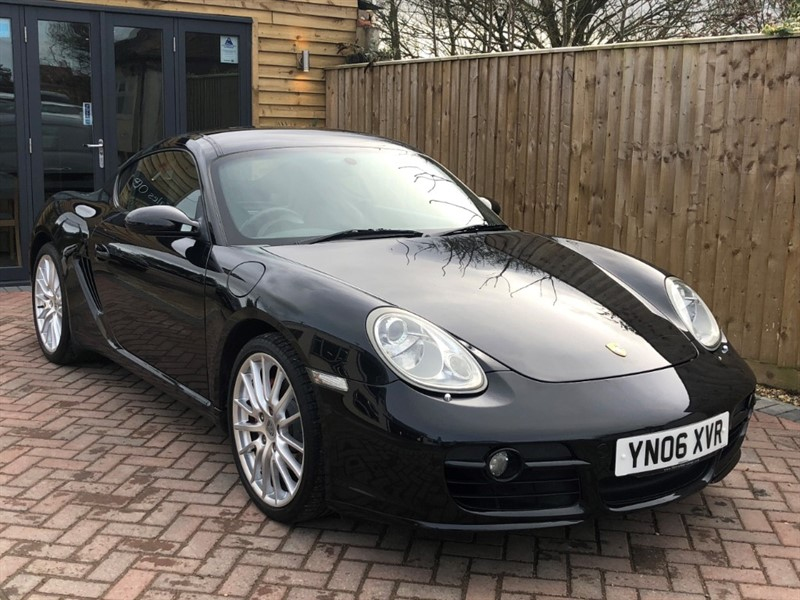 used Porsche Cayman 24V S in shrivenham