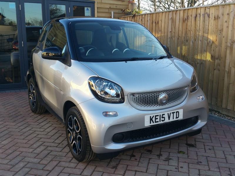 used Smart Car Fortwo Coupe PRIME PREMIUM in shrivenham