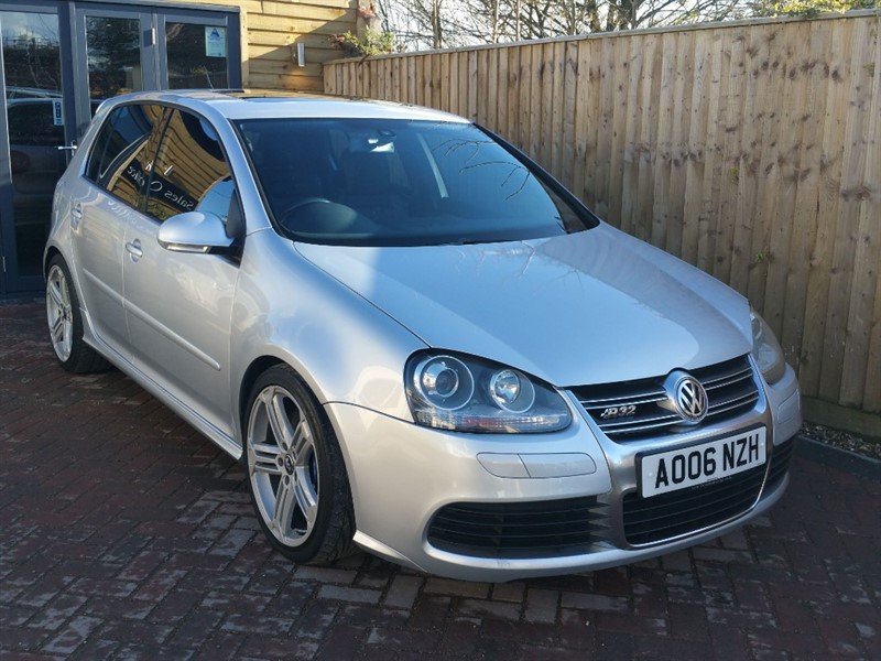 used VW Golf R32 in shrivenham