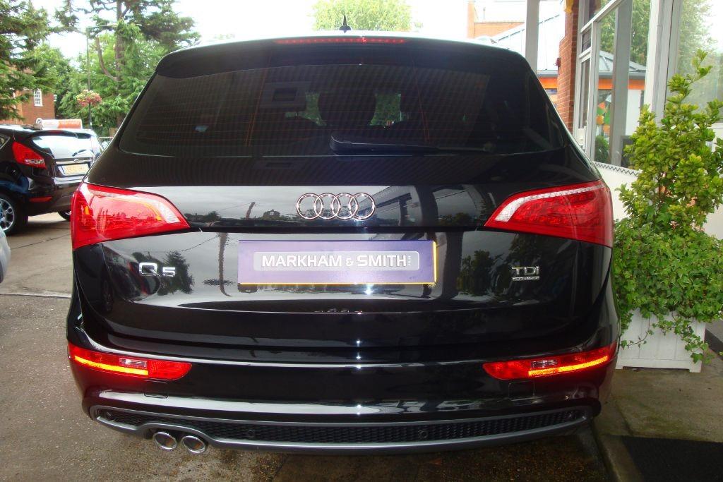 Audi q5 finance uk