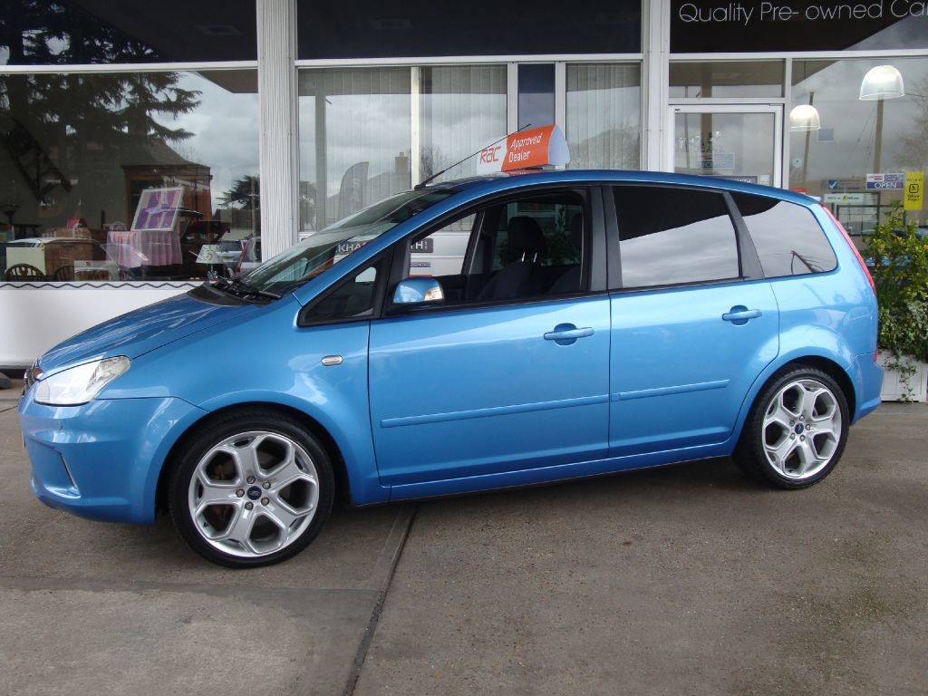 used blue ford c max for sale essex. Black Bedroom Furniture Sets. Home Design Ideas
