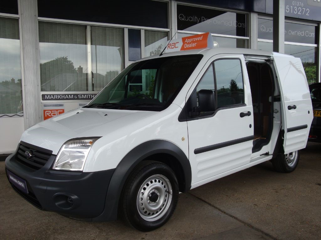 used white ford transit connect for sale essex. Black Bedroom Furniture Sets. Home Design Ideas