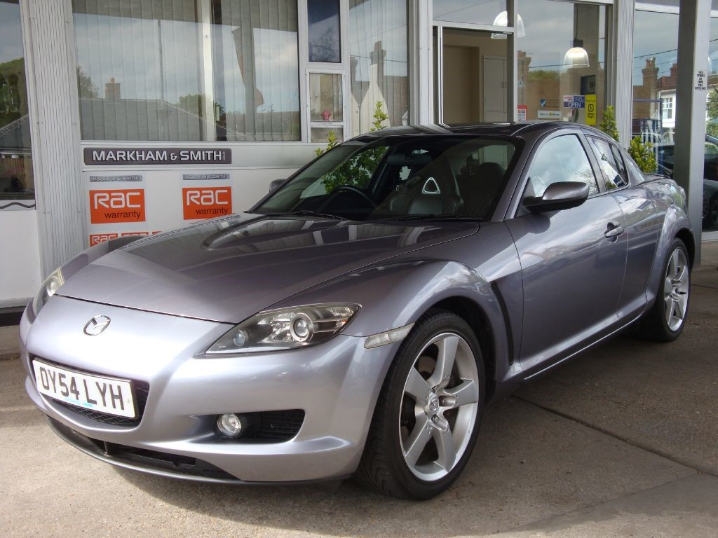 Used Grey Mazda Rx 8 For Sale Essex