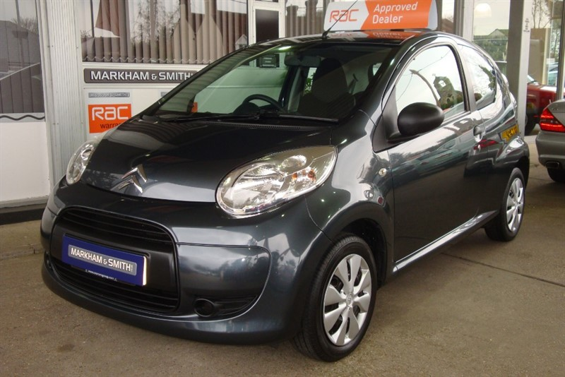 used Citroen C1 VT £20 ROAD TAX + 49,525 + FSH in witham-essex