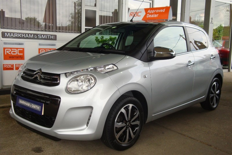 used Citroen C1 PURETECH FLAIR 5 DR,  ZERO TAX ,   1 OWNER,   30,641 ,  JUST SERVICED in witham-essex