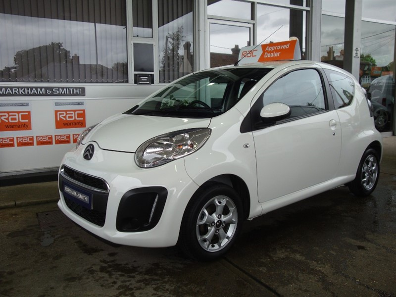 used Citroen C1 EDITION Just 2 owners + 25,270 miles from new FSH 4 Stamps in witham-essex