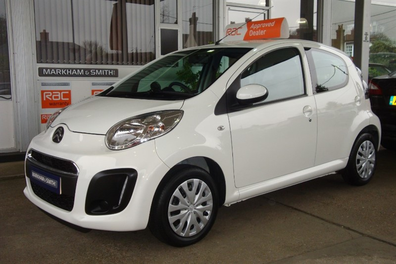 used Citroen C1 VTR ZERO ROAD TAX + 28,941 FROM NEW + ONE OWNER CAR in witham-essex
