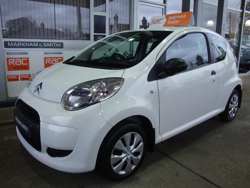 used Citroen C1 VT Another super low miles C1  Just 31,924 3dr With Full Main dealer Citroen Service History in witham-essex
