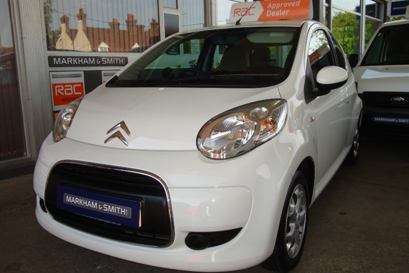 used Citroen C1 VTR PLUS 2 Owner Car + 63,707 FSH 6 Stamps Just Serviced 2/06/20 in witham-essex