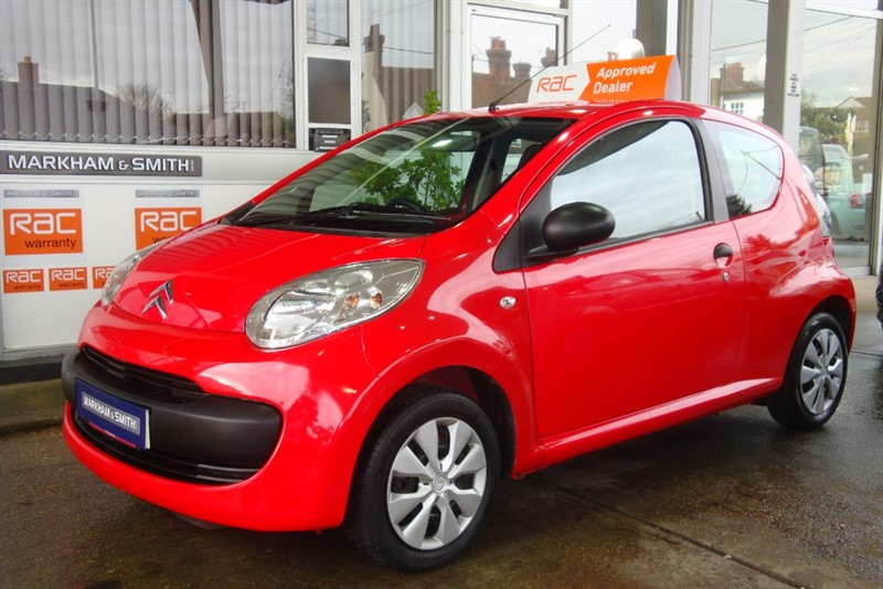used Citroen C1 VIBE in witham-essex