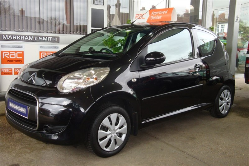 used Citroen C1 VTR 54,465 FROM NEW ONLY  £20 ROAD TAX in witham-essex