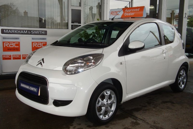 used Citroen C1 VTR PLUS  63,502 2 owners from new FSH  MARCH 2019 MOT  in witham-essex