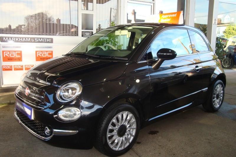 used Fiat 500 LOUNGE DUALOGIC in witham-essex
