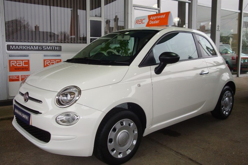 used Fiat 500 POP     25,067 2 OWNER VEHICLE in witham-essex