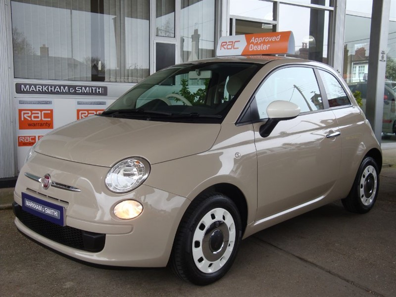 used Fiat 500 COLOUR THERAPY 1 Lady Owner  Just 16,509 From New  Full Service History  in witham-essex