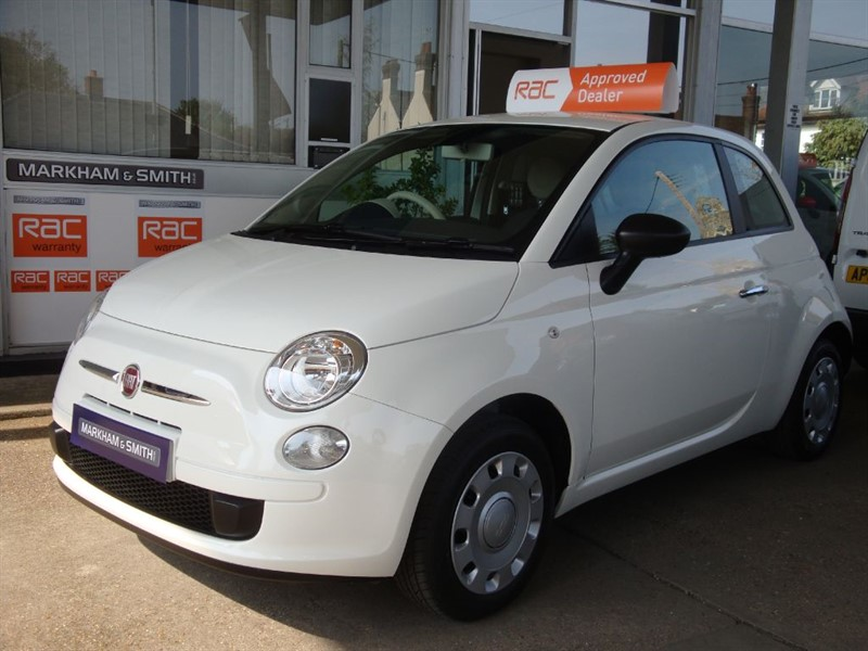 used Fiat 500 Pop 25,890 One Miss ...From New  Fiat Main Dealer Service History (Palmers) in witham-essex