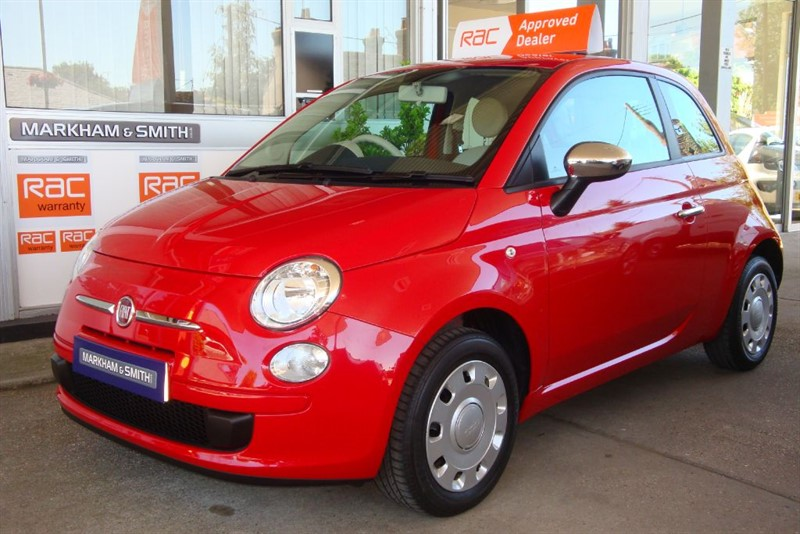 used Fiat 500 POP Super low mileage 14,912 One Miss...... From New  Full Fiat Service His in witham-essex