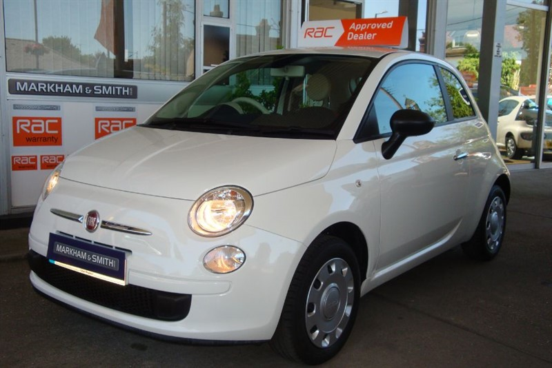 used Fiat 500 POP Only 15,686 from new Full Service History 3 stamps & just serviced too in witham-essex