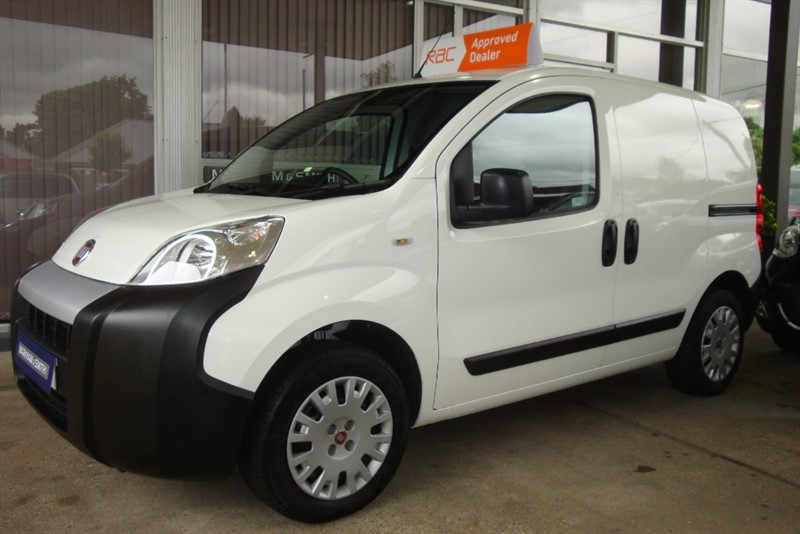 used Fiat Fiorino 16V MULTIJET SX   25,422 + One Owner + FSH  (Printout) in witham-essex