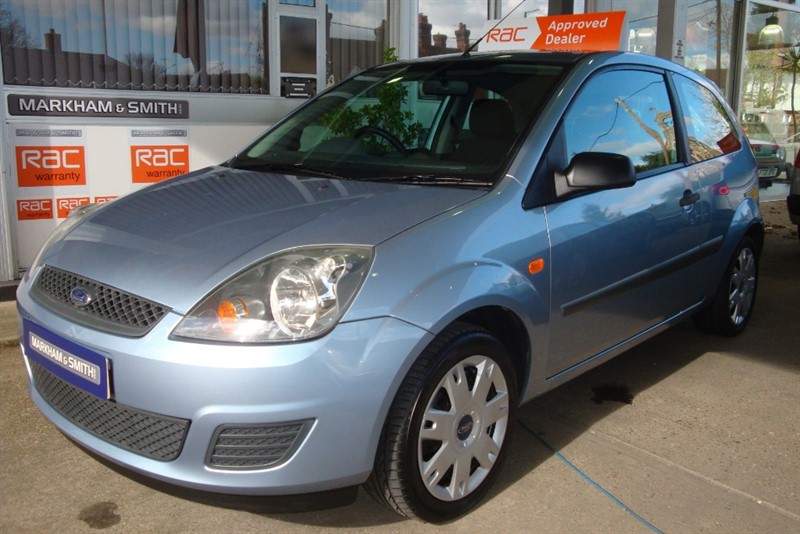 used Ford Fiesta STYLE CLIMATE 16V in witham-essex
