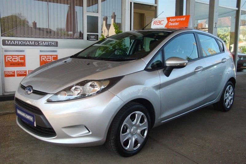 used Ford Fiesta STYLE PLUS TDCI (68) 5dr Full History 7 stamps + Cambelt & Water Pump Replaced in witham-essex