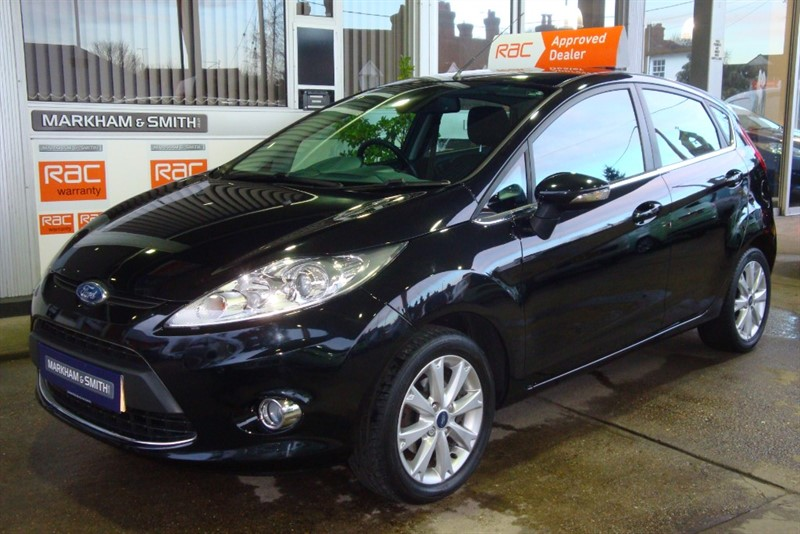 used Ford Fiesta ZETEC in witham-essex