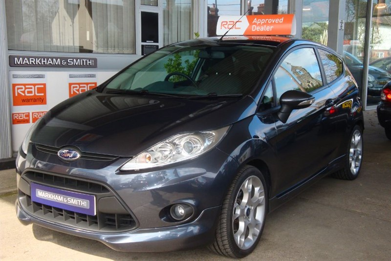 used Ford Fiesta ZETEC S TDCI 2 private owners FULL SERVICE HISTORY 9 STAMPS (LOOKERS & ATS) in witham-essex