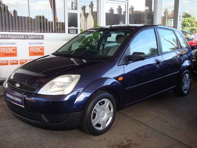 used Ford Fiesta LX 8V  5DDR 3 OWNER CAR COMES WITH NEW 12 MONTHS MOT DARK BLUE in witham-essex