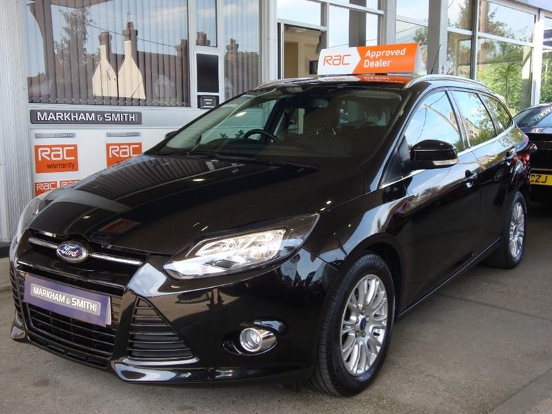 used Ford Focus TITANIUM 1.6 Petrol Titanium  Estate Automatic  + 57,643  ,2 Owners in witham-essex
