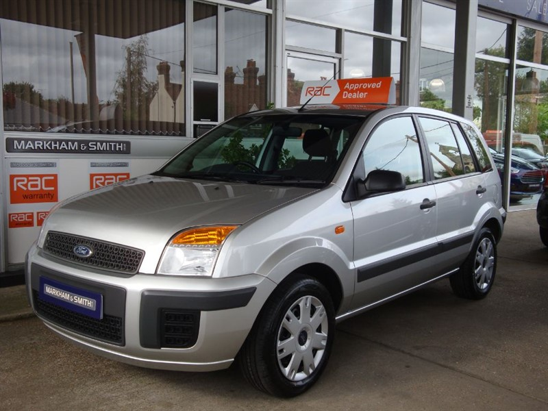 used Ford Fusion STYLE CLIMATE 2 owners from new Super low mileage 23,506 Amazing condition in witham-essex
