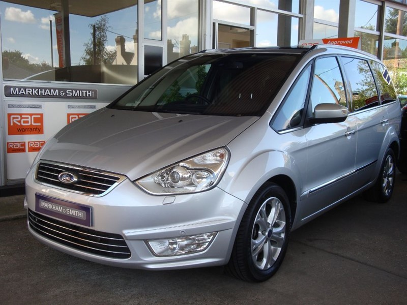 used Ford Galaxy TITANIUM X TDCI (AUTOMATIC ) 1 Private Owner Full Ford S/His (Allen Ford)   in witham-essex