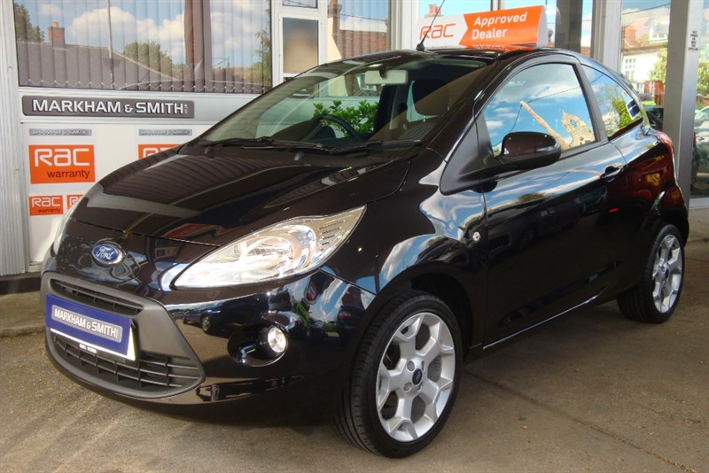used Ford KA ZETEC Super low mileage just 8,937 + FSH 4 Stamps SMC FORD ,ALLEN FORD in witham-essex