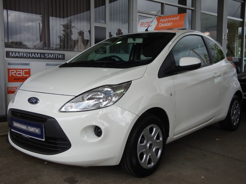 used Ford KA EDGE in witham-essex