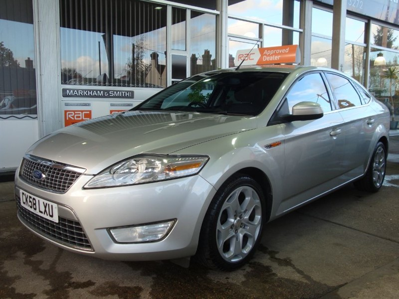 used Ford Mondeo TITANIUM TDCI  MOT FEB 2019 SERVICE HISTORY INC SOME INVOICES  HPI CLEAR in witham-essex