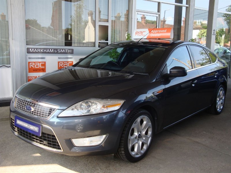 used Ford Mondeo TITANIUM X 145 FSH 10 STAMPS PLUS INVOICES  3 OWNER LOCAL CAR 114,459 in witham-essex