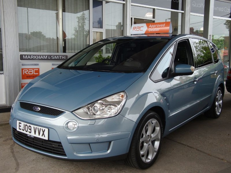 used Ford S-Max TITANIUM TDCI THIS ONE IS NOW SOLD WE HAVE ANOTHER ONE DUE IN  in witham-essex