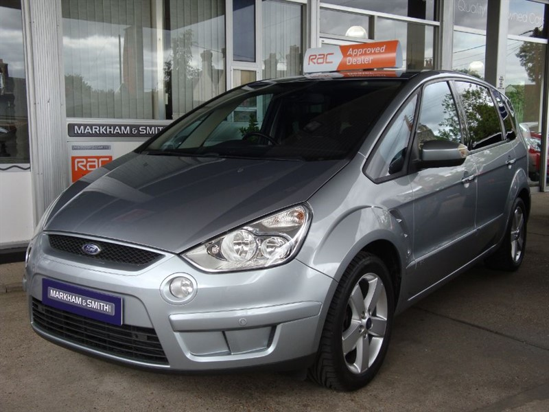used Ford S-Max TITANIUM TDCI 2 owner car with Full Ford Main Dealer Service History  in witham-essex