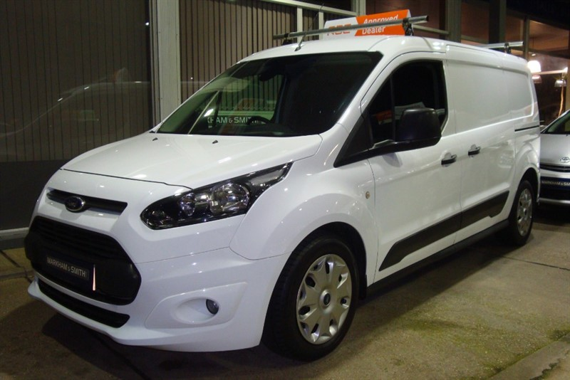 used Ford Transit Connect 210 TREND P/V  L2 29,775  + 1 Owner FSH 5 Stamps + 2 Keys + Just Serviced in witham-essex