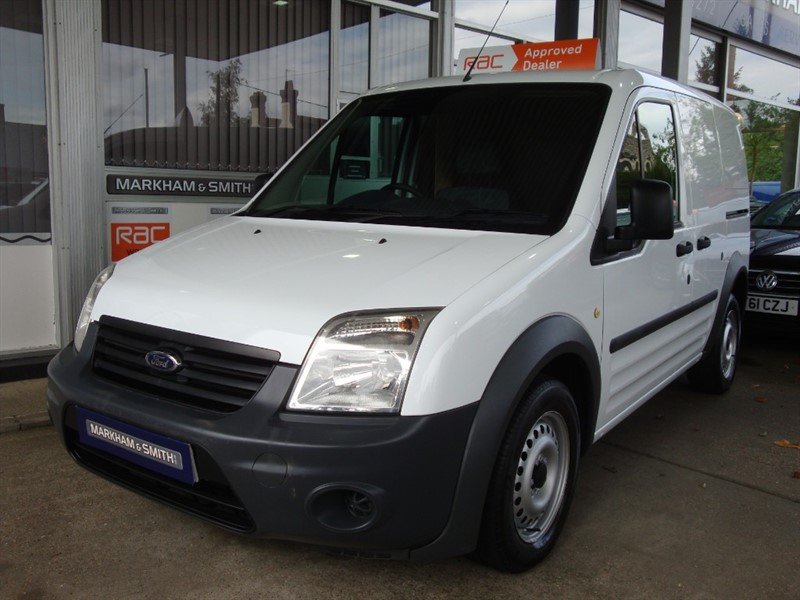 used Ford Transit Connect T200 LR P/V in witham-essex