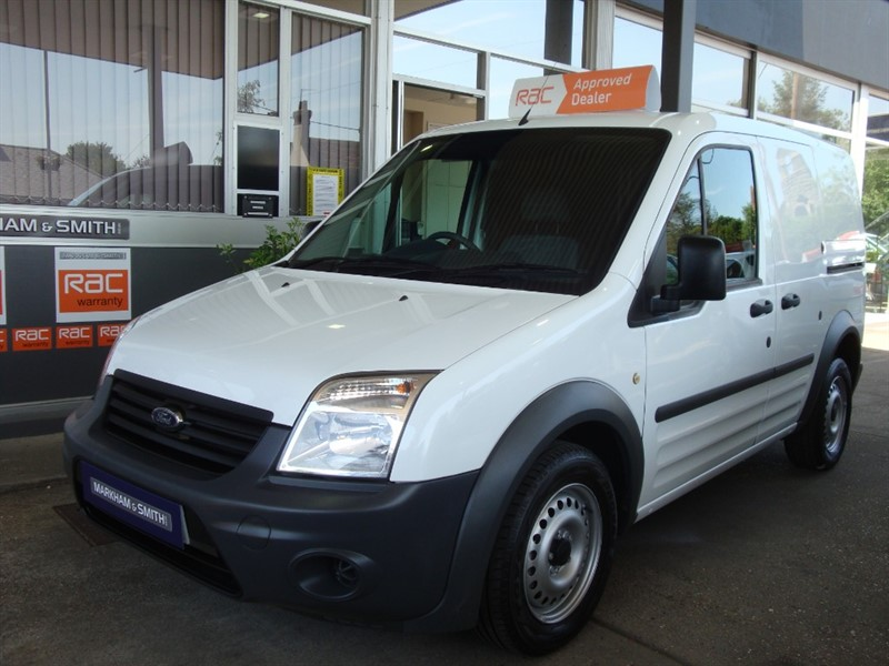 used Ford Transit Connect T200 LR P/V SWB  (NO VAT TO PAY)  1 FLEET OWNER + JUST FULLY SERVICED in witham-essex