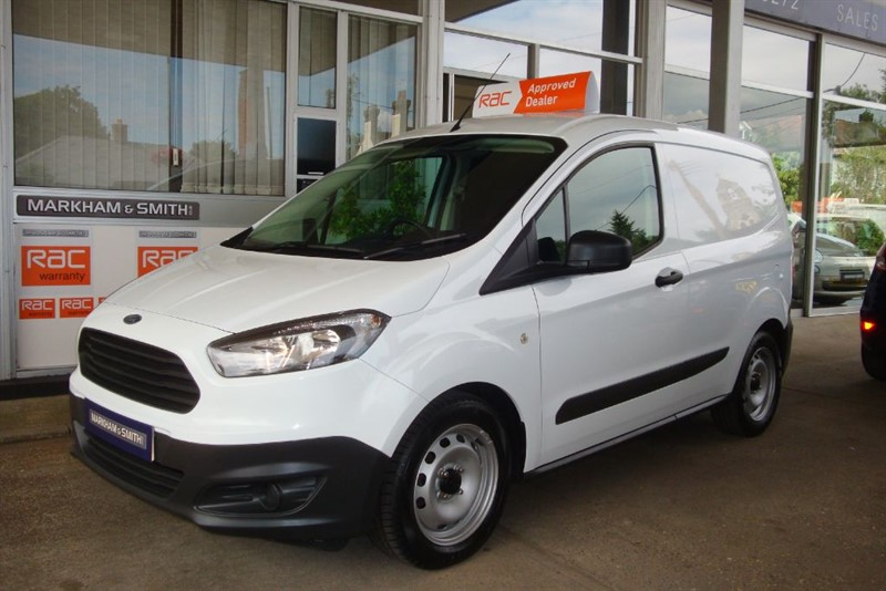 used Ford Transit COURIER BASE TDCI 59,895  in witham-essex
