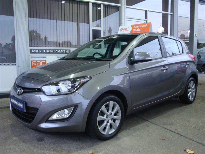used Hyundai i20 ACTIVE 2 Owner Car 62,842 Hyundai Service History 5 stamps in witham-essex