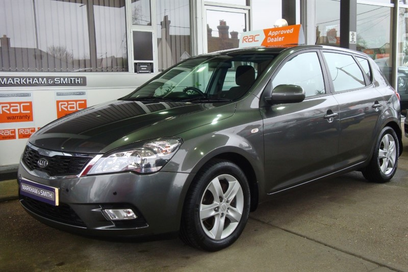 used Kia Ceed CRDI 2   1 Owner Another Low Mileage Example Just 17,720 From New in witham-essex