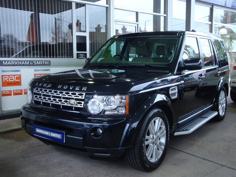 used Land Rover Discovery TDV6 HSE in witham-essex